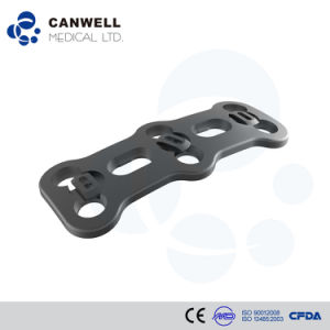 Canwell Anterior Cervical Plate Canacp Orthopaedic Implants Titanium Spine Implant Spinal Plate and Screw pictures & photos