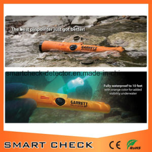 Waterproof Metal Detector Hand Held Metal Detector pictures & photos
