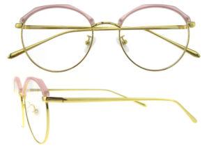 Fashion Round Eyeglasses Frame Models New Italy Design Glasses China Eyewear Frame pictures & photos