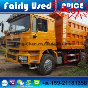 Shacman Dump Truck Used 6*4 pictures & photos