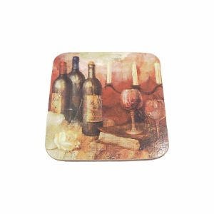 Artpaper + MDF + Cork Coaster for Cups pictures & photos