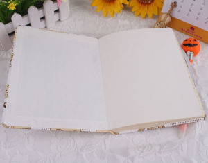 A5 A6 Custom Cute Print Hardbound Notebook pictures & photos