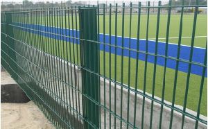 Twin Wire Mesh Fence China Supplier pictures & photos
