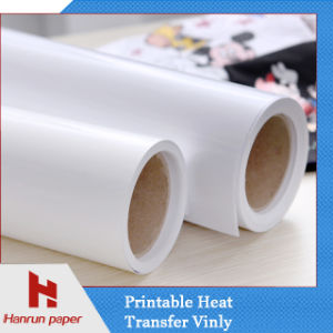 Printable PU Based Eco Solvent Heat Transfer Paper pictures & photos