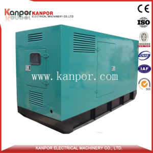 50Hz 150kVA 120kw Cummins 6btaa5.9g2 Diesel Power Electric Silent Generator pictures & photos