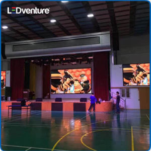 Indoor Full Color Large LED Screen Banner for Advertising Solution pictures & photos