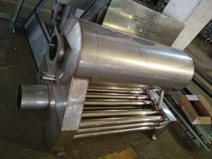 Auto Baking & Paint Booth with Heat Exchanger pictures & photos