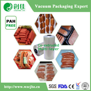 PA PE Plastic Food Packaging Stretch Film pictures & photos