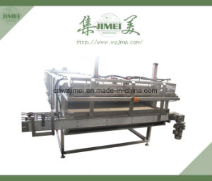 High Quality Technology Automatic Stainless Steel Continuous Spraying Sterilizer Pasteurizer pictures & photos