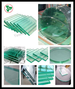 3-19mm Tempered Insulated/Laminated Building Glass for Curtain Wall pictures & photos