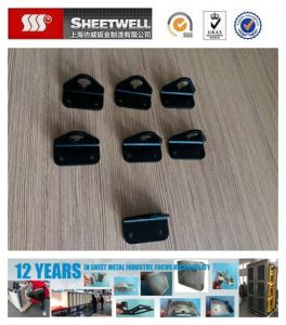 Black Anodized Aluminum Alloy Fastener Parts for Automobile pictures & photos