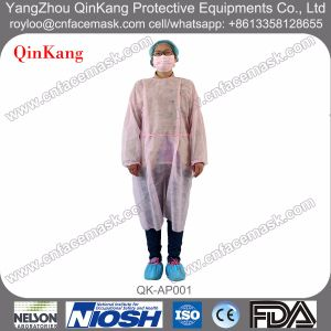 Sterile SMS Disposable Surgical Gown for Hospital pictures & photos