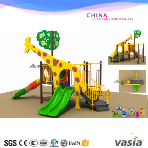 2015 New Product Children Galvanized Pipe Outdoor Playground Equipment pictures & photos