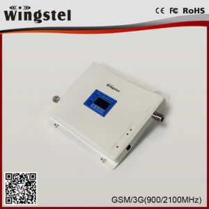 Dual Band 900/2100MHz 2g 3G 4G Mobile Signal Booster pictures & photos