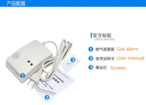 Ce Standard AC 220V Gas Detector with High Security pictures & photos