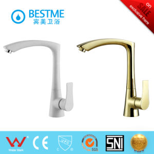 Contemporary Kitchen Faucet with Baking Finish pictures & photos