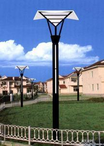 Haochang Motion Sensor Solar Garden Light with Waterproof Design pictures & photos