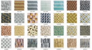 Beautiful Glass Mosaic Tile in Pakistan (AJJ5AY-4) pictures & photos