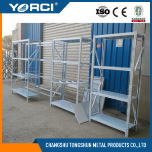 Good Quality Middle Duty Warehouse Storage Rack pictures & photos