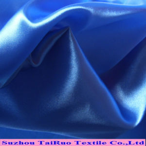 The Most Popular Satin Fabric for Evening Dress Fabric pictures & photos