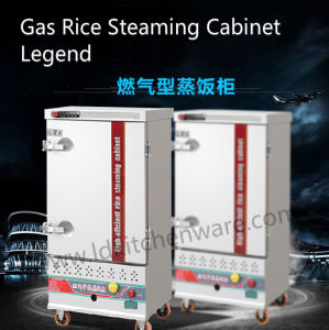 High Quality/ Automatic Commercial Rice Steamer Machine pictures & photos