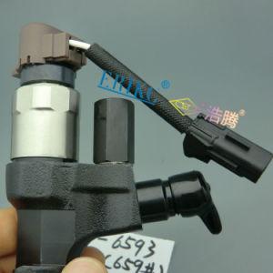 095000-6590 Original Denso Fuel Injector 0950006592, Hino 095000-6591, Denso 6590 Connectors Injectors 23670-E0010 pictures & photos