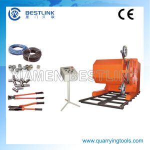 Diamond Wire Saw Machine for Granite Quarry pictures & photos