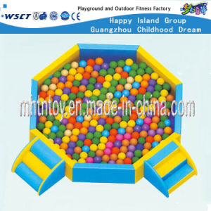 Colorful Ball Pool Amusement Park Playground Equipment (HF-19805) pictures & photos