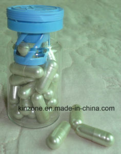 OEM Slimming Capsule Herbal Weight Loss Orange and Gray Diet Pill pictures & photos