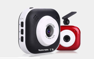 720p (DVR-908) 140 Degree Angle Dashcam Car DVR pictures & photos
