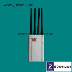 8 Band Portable Signal Jammer Block Mobile Phone Signal 2.5dBi Omni Antennas pictures & photos