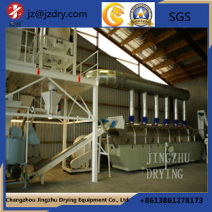 Vibration Fluidized Bed Dryer for Food pictures & photos