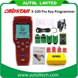 Newest Version Original Quality X-100 PRO Auto Key Programmer X 100 PRO X-100+ Programmer with New Function Eeprom & Odometer pictures & photos