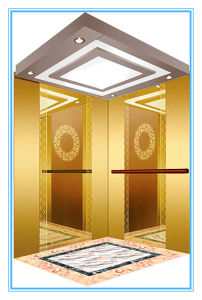 Commercial Gearless Passenger Home Elevator pictures & photos