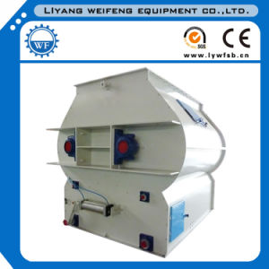 Sshj Series (SSHJ1) Double Shaft Paddle Mixer Mixing Machine Feed Mixers pictures & photos