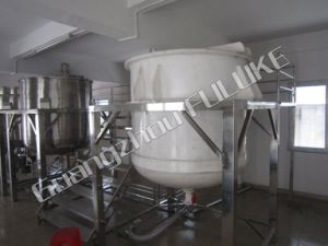 100L, 200L, 500L Plastic Mixing Tank pictures & photos