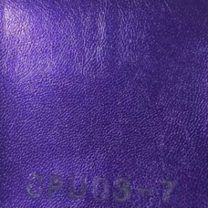 PU Materials Breathable Synthetic Leather for Sofa Furniture (CPU003#) pictures & photos