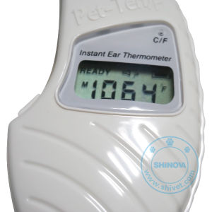 Animal Ear Thermometer (Q-Temp) pictures & photos