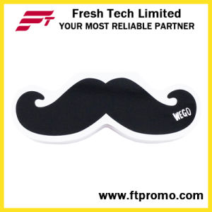 Moustache Shape Sticky Note with Logo Printing pictures & photos