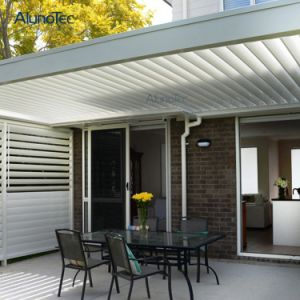 Motorised Patio Louvre Roof Waterproof Operable Louvre System : operable roof - memphite.com
