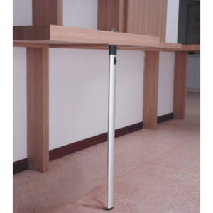 Aluminum Folding Table Leg (A597) pictures & photos