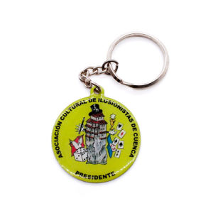 Customized Printed Metal Key Holder pictures & photos