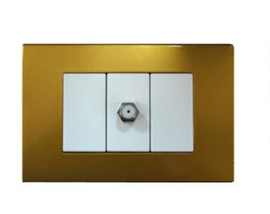 South Eastern Asia Modern Switch Socket, Switch Socket, TV Socket pictures & photos