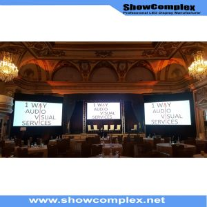 China Outdoor Full Color Rental LED Display Screen for Meeting pictures & photos
