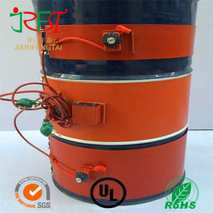 Flexible Silicone Rubber Heater for Oil Drum Elements pictures & photos