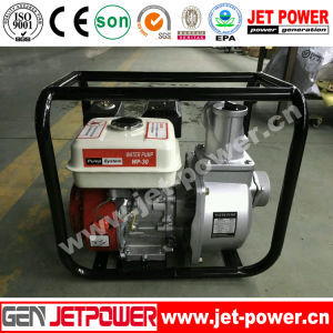6.5HP Engine Wp30 168-F Gasoline Water Pump pictures & photos