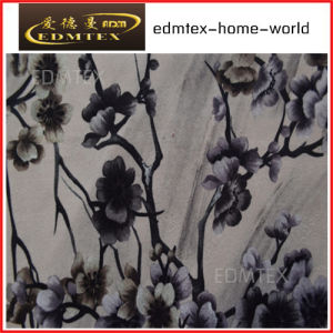 Curtain Fabric with Printed Styled-Cheap Price EDM0579
