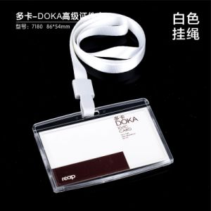 Cheap Work ID Card Holder Name Tag for Meeting