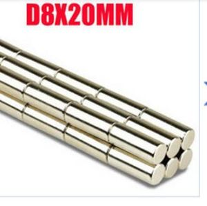 Wholesale Industrial Neodymium Cylinder Magnets pictures & photos