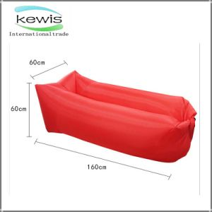 Red Color 210t Polyester Color Sleeping Bag pictures & photos